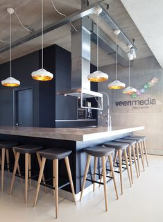 Medias Amsterdam Offices