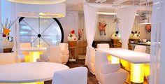 ALVE LIGHTING CONSULTING Restaurante DIVERXO Madrid