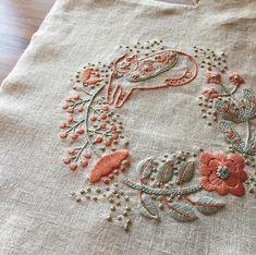 #needlwork #embroidery