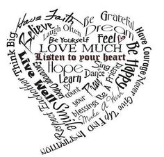 A perfect Heart...full of LIFE