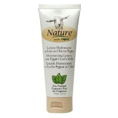 Nature By Canus Lotion Goats Milk Nature Fragrance Free (1x2.5 Oz)