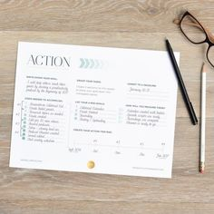 Productivity Paradox 003: Creating an Action Plan for Goal Success - Productivity Paradox