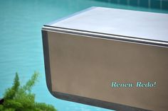 ReNew ReDo!: How To Seal Metallic Silver Spray Paint ~ Without It All Going WRONG!