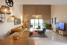 לפרק, להחליף, לפתוח: שיפוץ בית ברמת גן   בניין ודיור
