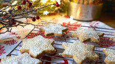 For me, Christmas is a time for lots of baking (all coveredin icing sugar snow, of course) and foreverfilling the house with yummy, festive smells. I always like the idea of having some baked goods… View Post