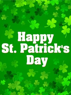 9a9c2dea15a45 On St. Patrick s Day everyone is Irish! Share the Irish spirit and just a  bit of the Irish luck with this f.