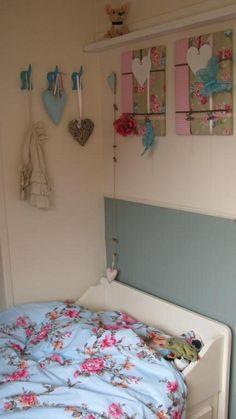 Meisjes slaapkamers on pinterest girl rooms bunk bed and house beds - Deco meisjes slaapkamer ...