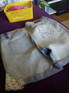 Short design/lace design