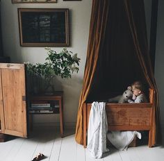 Rainy day means lots of cuddling by babes_in_boyland Baby Bedroom, Kids Bedroom, Shutter Decor, Creative Kids Rooms, Nursery Furniture, Kid Spaces, Room Inspiration, Wabi Sabi, Toddler Bed