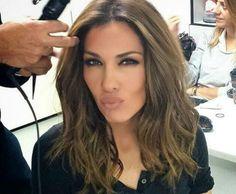 Δέσποινα Βανδή: Η αλλαγή στα μαλλιά της που λίγοι πρόσεξαν…! I Icon, Hair A, Famous Women, Excercise, Hair Looks, Most Beautiful, Make Up, Long Hair Styles, My Style