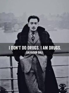 Dali ............. that's awesome .......... (also makes me want to watch Midnight in Paris)