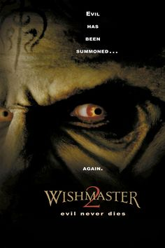 Wishmaster 2 Evil Never Dies 1999 Movie Review