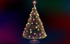 Christmas Tree Pictures Free: Free Christmas graphics, clip art, and animated gifs. Christmas Tree Wallpaper Animated, Christmas Lights Wallpaper, Holiday Wallpaper, Christmas Tree Pictures, 3d Christmas Tree, Christmas Stuff, Merry Christmas Gif, Christmas Bingo, Xmas Pictures