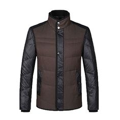 Business Gentleman Men's Winter Thick Down Jacket  http://www.yearofstyle.com/business-gentleman-mens-winter-thick-down-jacket/
