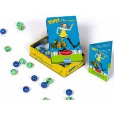 Pippi Longstocking marbling game by Oetinger