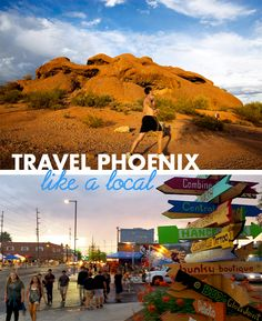 Learn how to travel like a local in Phoenix with this 4-day trip itinerary!