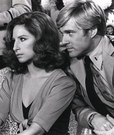 Barbara Streisand & Robert Redford images - Google Search