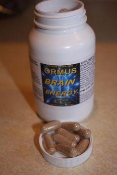 ORMUS Brain Energy Nootropics #OrmusMinerals