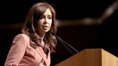 Cristina Kirchner respondió a las críticas del presidente Macri