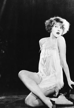 Mae Murray - silent Movie star (1885-1965)