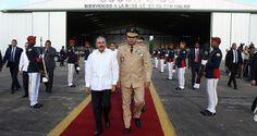 Danilo Medina viaja Honduras participar asamblea del SICA