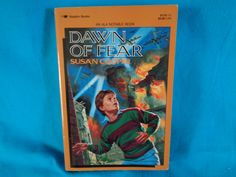 Vintage 1989 Dawn of Fear book by Susan Cooper by TheVintageKeepers on Etsy