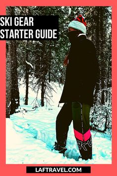 Your complete guide to ski gear - what to wear skiing and snowboarding on the slopes and in the mountains. Learn how to pick the best material for base layers, insulation, and shell to protect you from the elements. What helmet I recommend and what ski goggles I use in different conditions. #skiingandsnowboarding #wintertravel #skiresort #coloradotravel #skigear Japan Travel Tips, Packing Tips For Travel, Travel Guides, Snowboarding For Beginners, Colorado Winter, Ski Gear, Best Skis, Ski Goggles, Winter Travel