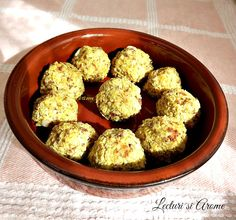 Crochete din conopida si seminte de in - Lecturi si Arome Spice Blends, Raw Vegan, Cauliflower, Seeds, Party, Spices, Appetizers, Vegetarian, Vegetables