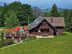 Grünburger Hütte Steyr, Cabin, House Styles, Home Decor, Driving Route Planner, Filling Station, Communities Unit, Tourism, Road Trip Destinations
