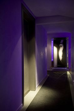 Philippe Starck's New Italian Hotel (Looks Haunted) - 8 pics - My Modern Metropolis