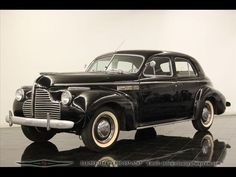 Buick Super 4 dr sedan