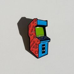 Image of {Rad Pins} I Got Next Lapel Pin