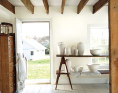 Benjamin Moore 2016 Color of the Year: Simply White . http://www.architecturaldigest.com/story/benjamin-moore-color-of-the-year-simply-white