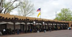Palace of the Governors, Santa Fe, New Mexico