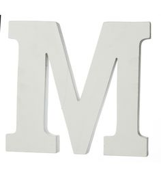 4,90 EUR | Valkoiseksi maalattua puuta. Tukeva, noin 2,5 cm paksu kirjain sopii sanojen rakentamiseen seinälle, ikkunalaudalle...<BR><BR><ul><li>Materiaali: Puu</li><li>Korkeus: 18 cm</li></ul>