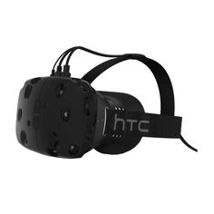 #htc #vive #headset available for hire at #SpeedVR #virtual #reality store with advanced and unique features, dual resolution, lighthouse tracking system and easy to handle users head position many more tech specialist included.  (Optional Extra) VR Ready PC & Monitor HTC Vive Virtual Reality HMD