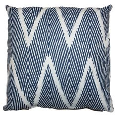 Nandi Pillow in Deep Sea