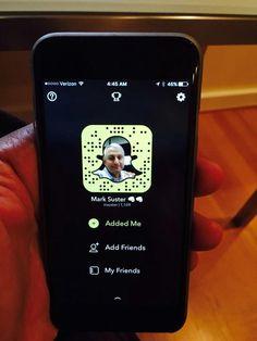 Snapchat 101 for old folks