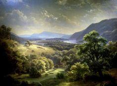 Summer Landscape by Paul Weber