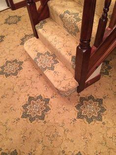 #Brintons Renaissanse woven #Axminster #carpet www.kingsinteriors.co.uk