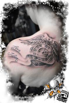 Surf Ink Tattoo Kamen Oli