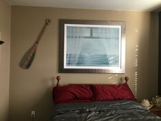 Still working on guest room