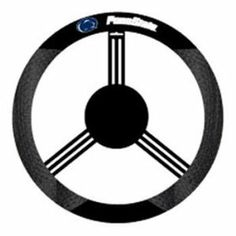 NCAA Penn State Nittany Lions Poly-Suede Steering Wheel Cover by BSI. $16.99. Attaches snugly. Officially licensed NCAA Collegiate product.. Poly suede grip. Team logo at the top of the wheel. Poly-suede material for comfortable grip. Slips on easily. Printed with your favorite team's logo