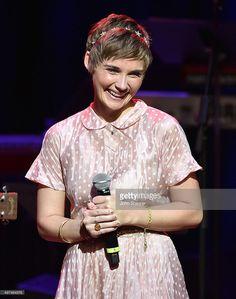 Clare Bowen new Pixie Cut