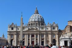 Picture of the Vatican in Rome,Italy
