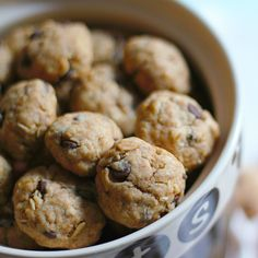 Bite Size Carob Chip Dog Cookies | URBAN BAKES