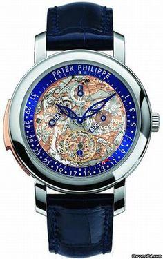 Patek Philippe Grand Complication 5104P $680,000 #PatekPhilippe #watch #watches #chronograph