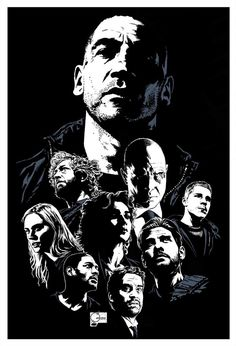 Marvel's 'The Punisher' by Joe Quesada http://produccioneslara.com/pelicula-peligro.php
