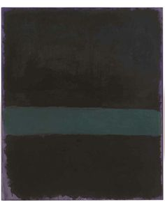 Mark Rothko (1903-1970) Untitled