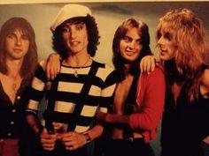 Quiet Riot with Randy Rhoads.............